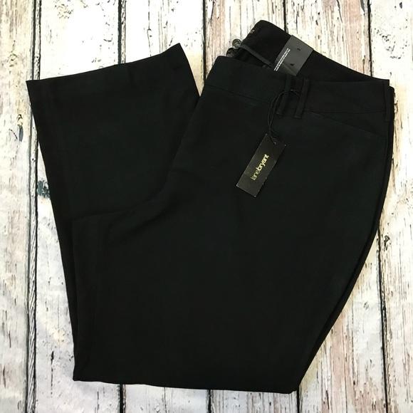 49f2d930915 Lane Bryant Pants - Lane Bryan Size 24 Black Dress Pants